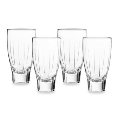 Qualia Parallel Highball Glass (Set of 4)