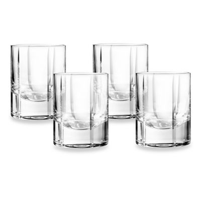 Double Old Fashioned Glasses Qualia Trend Double Old