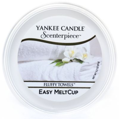 Yankee Candle® Scenterpiece™ Fluffy Towels Wax Cups