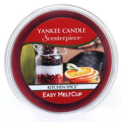 Yankee Candle® Scenterpiece™ Kitchen Spice Wax Cups