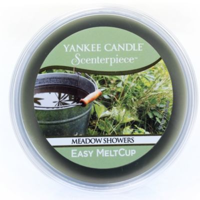 Yankee Candle® Scenterpiece™ Meadow Showers Wax Cups