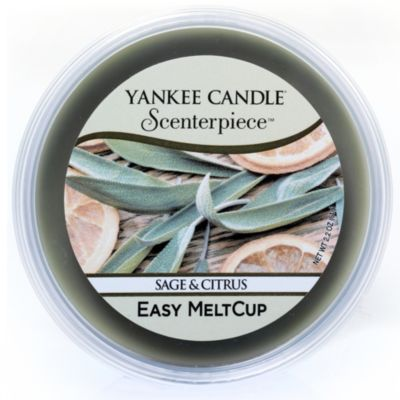Yankee Candle® Scenterpiece™ Sage & Citrus Wax Cups