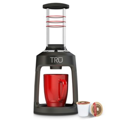 TRU Single Serve K-Press Coffee Press