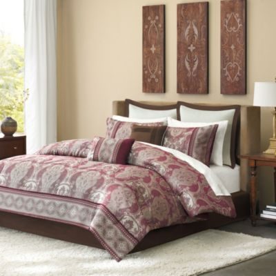 Harrison Full Comforter Set