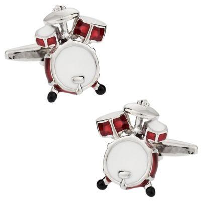Drum Kit Cufflinks
