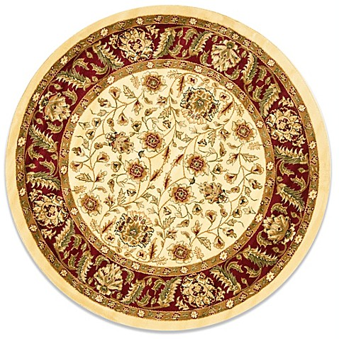 Safavieh Lyndhurst Collection 5-Foot 3-Inch Round Rug