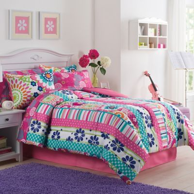 Little Girl's Polka Dot Bedding Sets