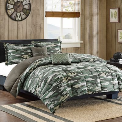 Cozy Soft® Austin Reversible King Comforter Set
