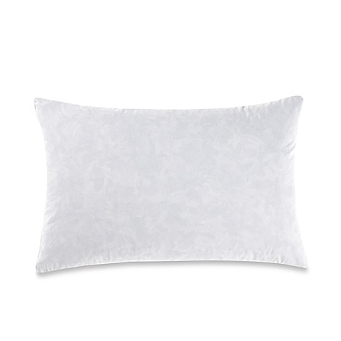 Throw Pillow Insert : Feather Throw Pillow Insert in White - Bed Bath & Beyond