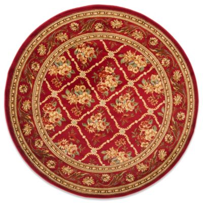 Red Lyndhurst Rug