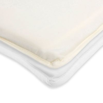 Arm's Reach Ideal Cotton Fitted Sheet in White