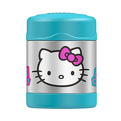 Thermos 174 Funtainer Bpa Free 10 Oz Food Jar In Hello