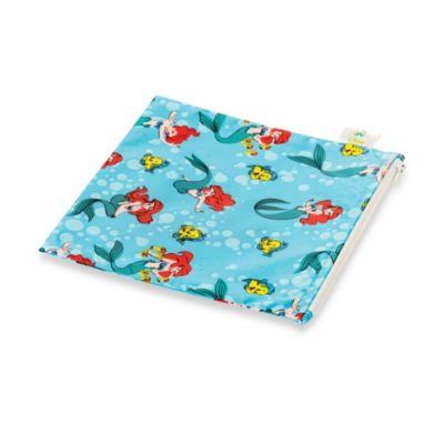 Bumkins® Disney Baby® Ariel Large Reusable Single Snack Bag
