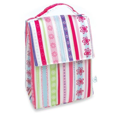 Pink Ribbons Lunch Bag