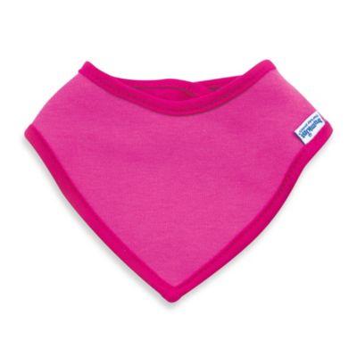Bumkins® Waterproof Bandana Bib in Pink