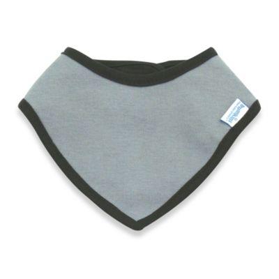 Bumkins® Waterproof Bandana Bib in Grey