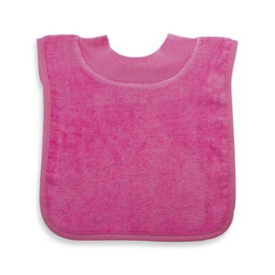 Bumkins® Pullover Bib in Pink
