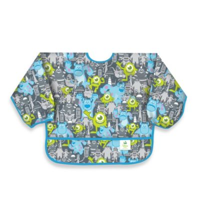 Disney Baby Monsters Waterproof Long Sleeved Bib from Bumkins®