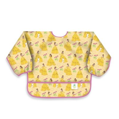 Disney Baby Belle Waterproof Long Sleeved Bib from Bumkins®