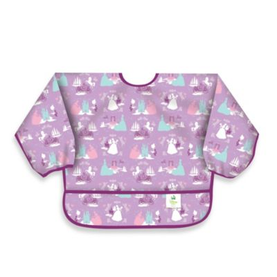Disney Baby Princess Waterproof Long Sleeved Bib from Bumkins®