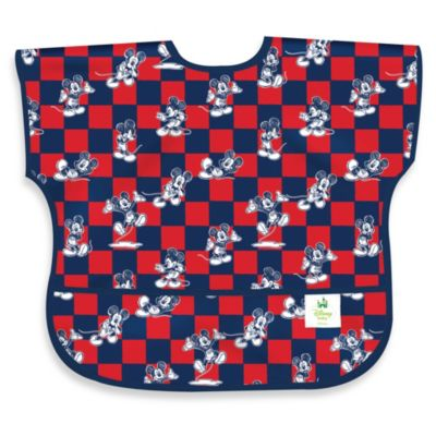 Disney Baby Mickey Mouse Waterproof Junior Bib from Bumkins®