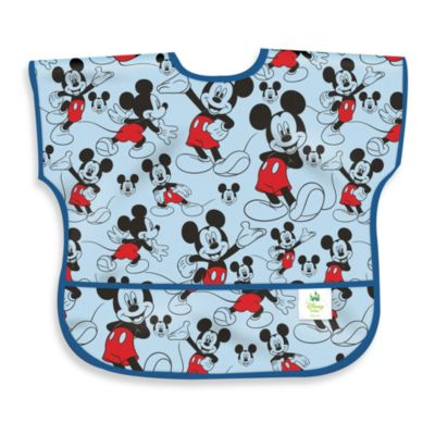 Disney Baby Mickey Mouse Classic Waterproof Junior Bib from Bumkins®