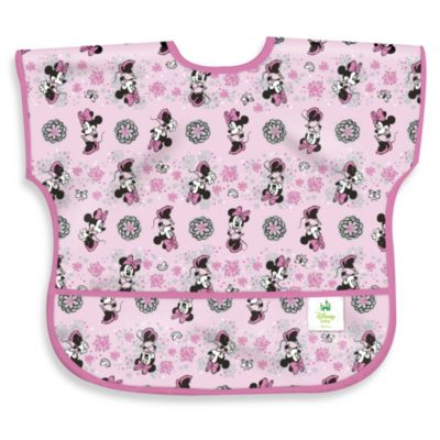 Minnie Mouse Waterproof Junior Bib from Bumkins®