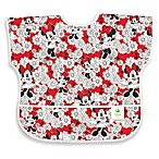 Disney Baby Minnie Mouse Red Waterproof Junior Bib from Bumkins®
