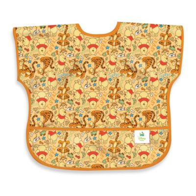 Disney Baby Pooh Waterproof Sleeved Junior Bib from Bumkins®