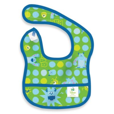 Disney Baby MONSTERS, INC. Green Starter Bib from Bumkins®