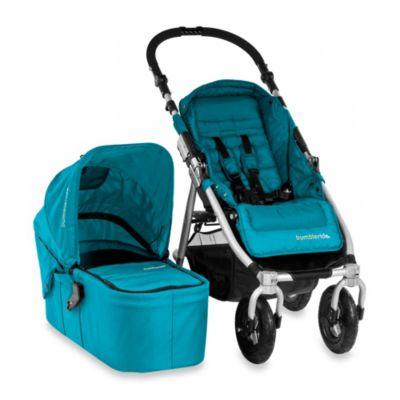Bumbleride Indie 4 Stroller in Aquamarine