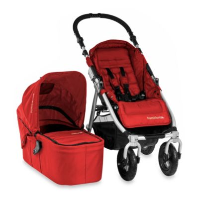 Cayenne Red Single Strollers