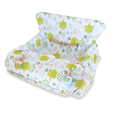 Carter's® Reversible Shopping Cart Cover in Aqua