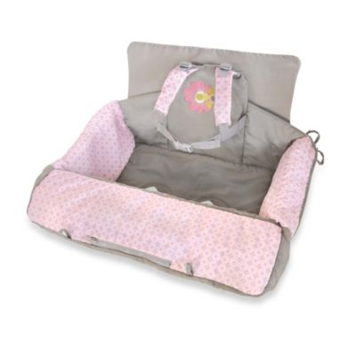 Carter's® 2-in-1 Shopping Cart Cover in Flower Print