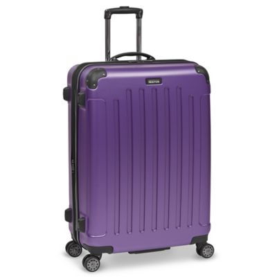 Kenneth Cole Reaction® Renegade 28-Inch Expandable 8-Wheel Upright in Purple