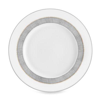 Vera Wang Wedgwood® Gilded Weave Salad Plate in Platinum