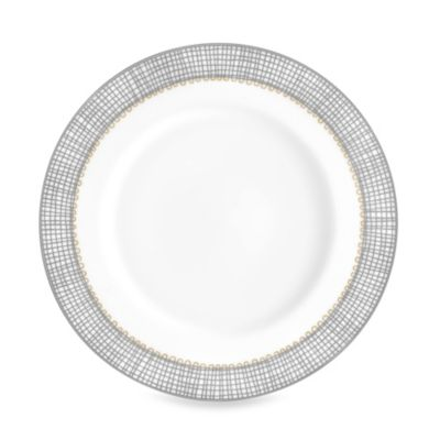 Vera Wang Wedgwood® Gilded Weave Bread and Butter Plate in Platinum