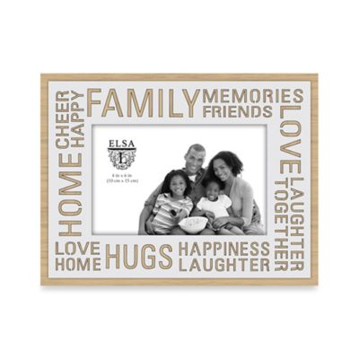4-Inch x 6-Inch Love Sentiment Frame