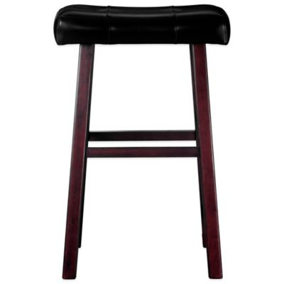 Ampersand® 29-Inch Padded Saddle Stool
