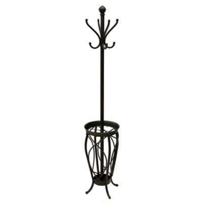 Black Furniture Coat Racks