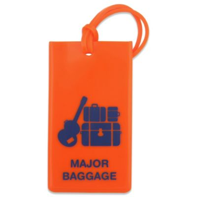 Flight 001 Major Baggage Luggage Tag