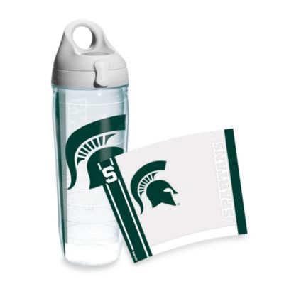 Tervis® Michigan State 24 oz. Water Bottle with Lid