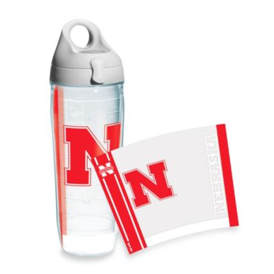 Tervis® University of Nebraska 24 oz. Water Bottle with Lid