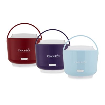 Crock-Pot® Lunch Crock® Food Warmer in Blue