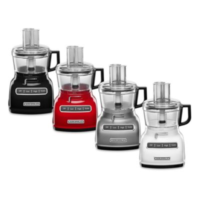 KitchenAid® 7-Cup Food Processor in White