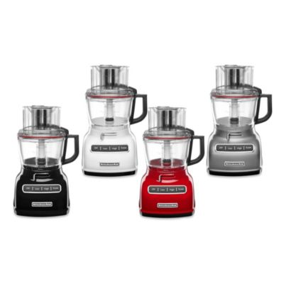 KitchenAid® 9-Cup Food Processor in Onyx Black