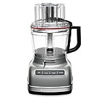 KitchenAid 11-Cup Food Processor in Silver