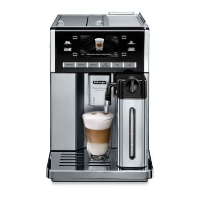 De'Longhi Prima Donna ESAM6900M Exclusive Automatic Cappuccino Maker with Chocolate Function
