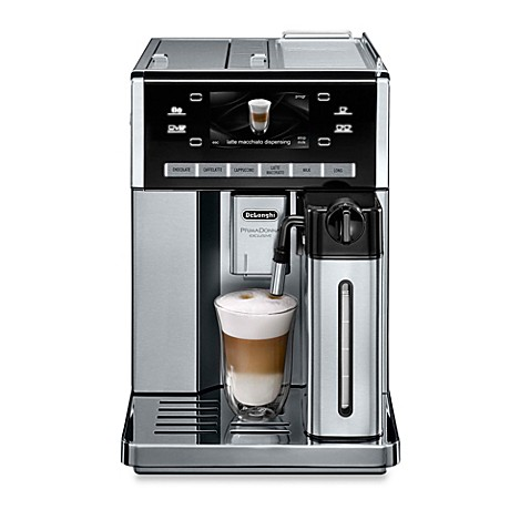 de 39 longhi prima donna esam6900m exclusive automatic cappuccino maker with chocolate function. Black Bedroom Furniture Sets. Home Design Ideas