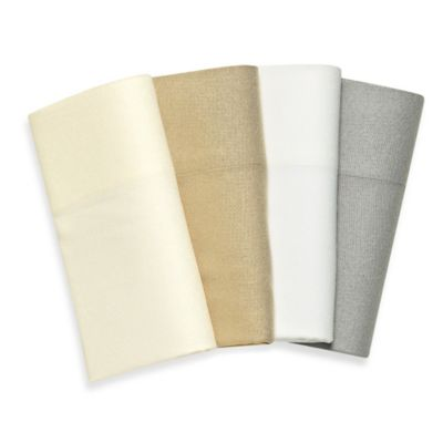 Pure Beech® 100% Modal Flannel California King Sheet Set in Taupe